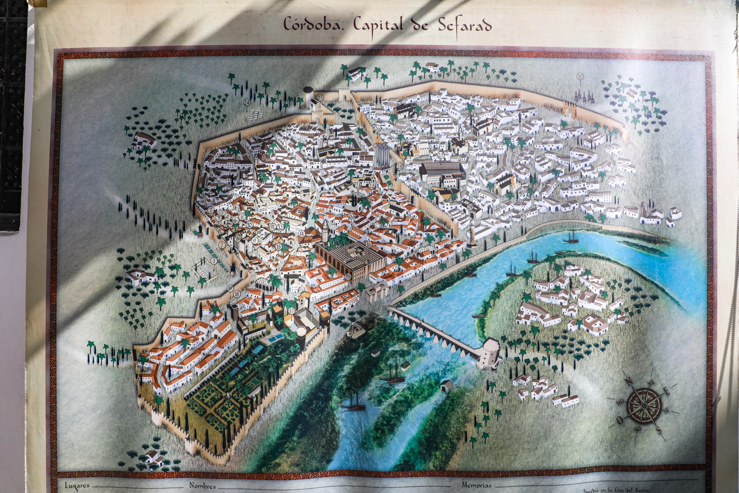 De geschiedenis van Córdoba